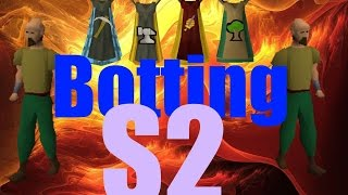 OSRS Botting to Max Stats S2 Ep6