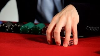 How to Shuffle Poker Chips | Poker Tutorials