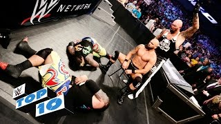 Top 10 SmackDown moments: WWE Top 10, May 12, 2016