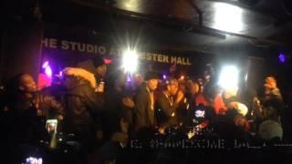 WEBSTER HALL HIP HOP CLUB SCENE