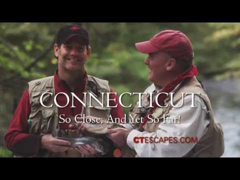 Connecticut - River Passions - TV Tourism Commercial - TV Advert - The Travel Channel - USA