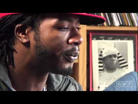 Gyptian - Acoustic Session - Exclusive -