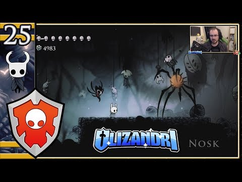 Hollow Knight - Grub Search & Rescue, Nosk's Pale Ore - Episode 25