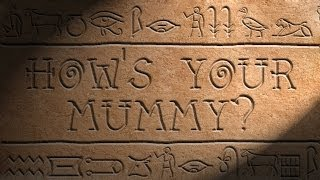 Photoshop Tutorial: How to Carve Egyptian Hieroglyphics & Text into a Stone Wall