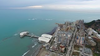 Durres from the Sky Albania Drone Aerial Movie Video(Durres from the Sky Albania Drone Aerial Movie Video , Vollga, Pista Ventus Harbour , Currila , Qender Durres , Plazh, Video recorder with DJI Inspire 1 in ..., 2015-01-25T09:58:02.000Z)