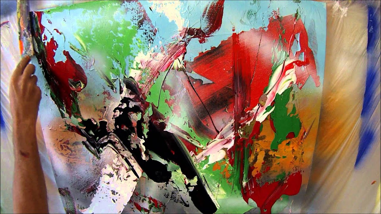 Picture Abstract Art In Hd Painting Free: Learn To Paint Abstract Painting While Searching For
