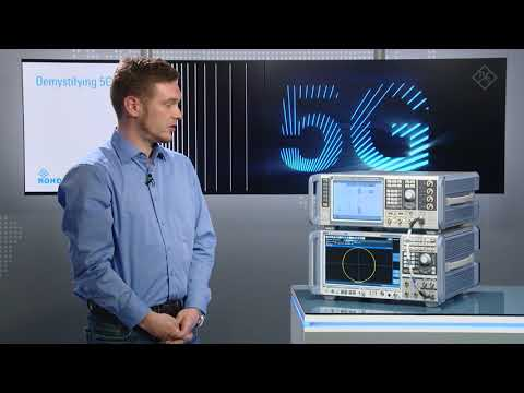 Demystifying 5G – Antenna Array Calibration Using The R&S SMW200A And R&S FSW
