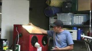 Media Blast Cabinet Plans - WoodWorking Projects & Plans