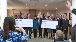 U.S. Secretary of Transportation announces $22 million infrastructure investment at Port Houston
