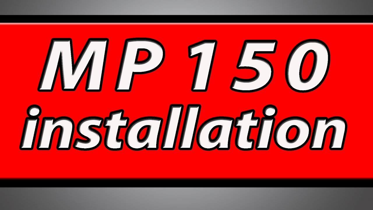 Canon Pixma MP150 Service Manual & Repair Guide (PDF version)