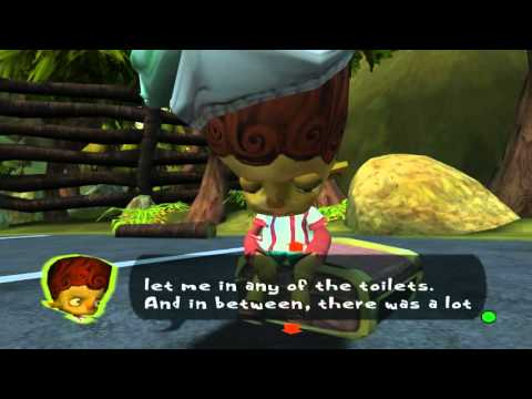 Psychonauts (Bonus) - How To Cheat / Things We Missed