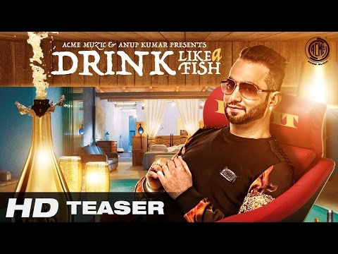 Drink Like A Fish | Luv It | Teaser | Full Video out on 27th Feb. | HD