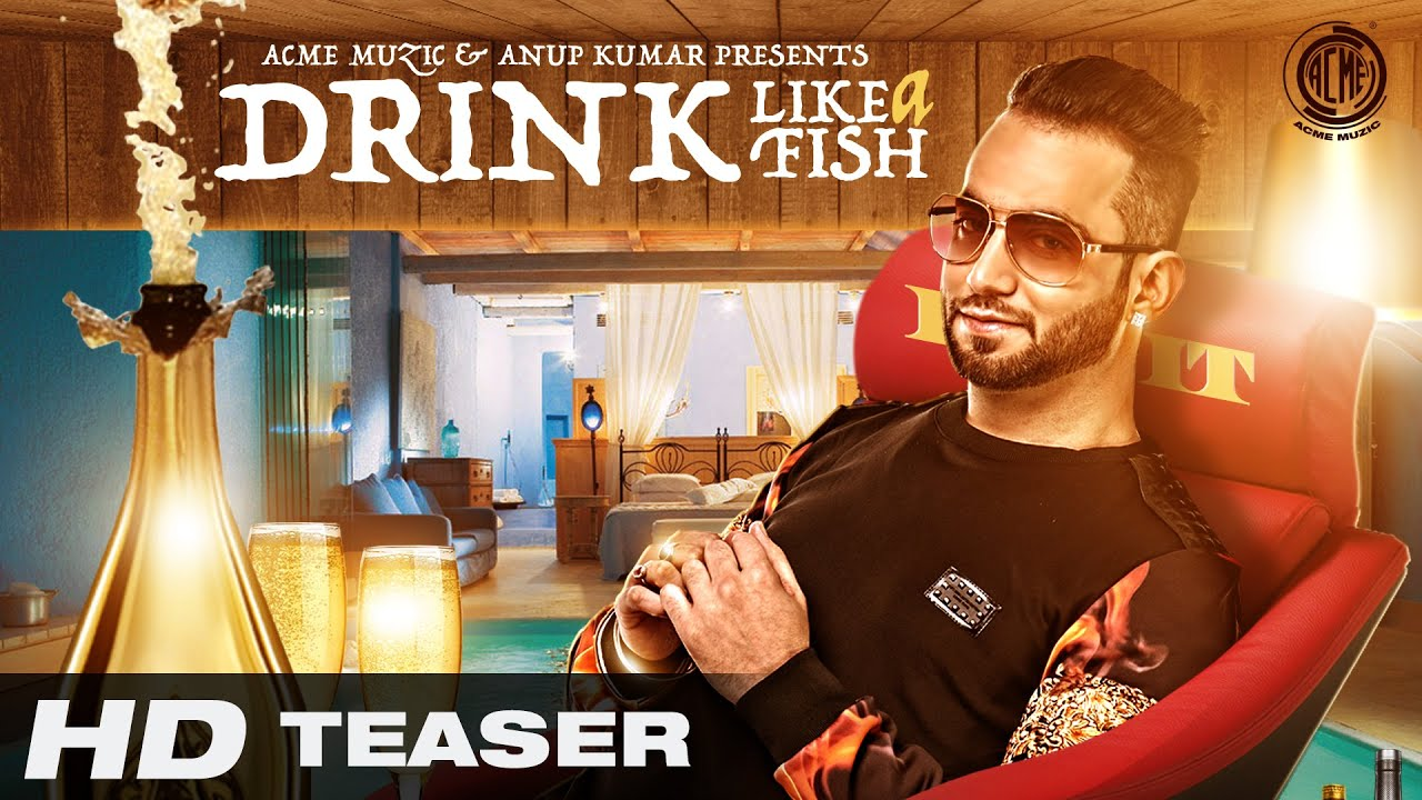 Drink like a fish luv it teaser full video out on 27th feb drink like a fish luv it teaser full video out on 27th feb hd youtube altavistaventures Images
