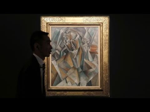 Picasso's 'Femme Assise' Sells For $63 Million at Auction
