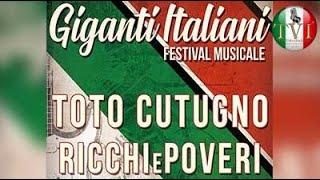 """TeleVideoItalia.de ~ Intervista a """"I Giganti"""" Toto Cutugno, Ricchi e Poveri, Gino Castelli"""