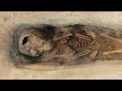 News Update Gebel al-Silsila: Ancient child burials found in Egypt 15/12/17