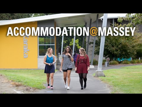 Accommodation@Massey | Manawatu Campus