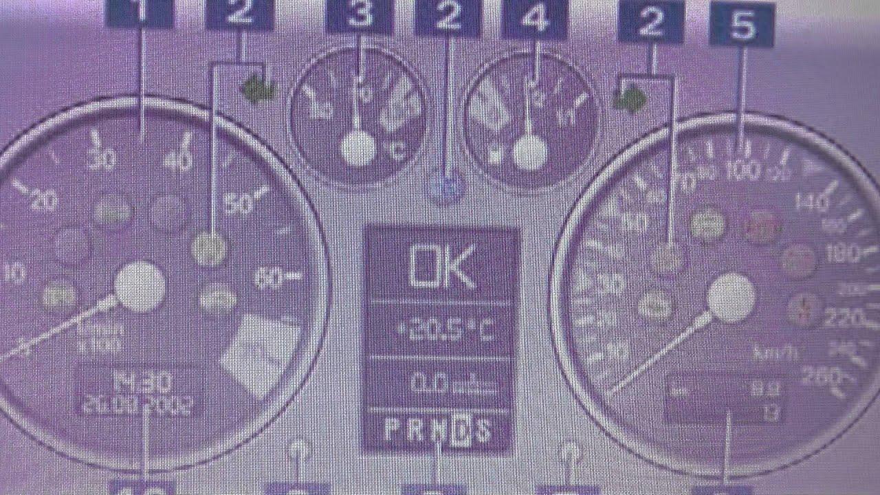 Audi Tt Abs Dash Warning Light Symbol Lamp How To Remove