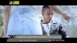 Andra Respati ft Elsa Pitaloka  _ 💖Beri Aku Maaf Mu💖