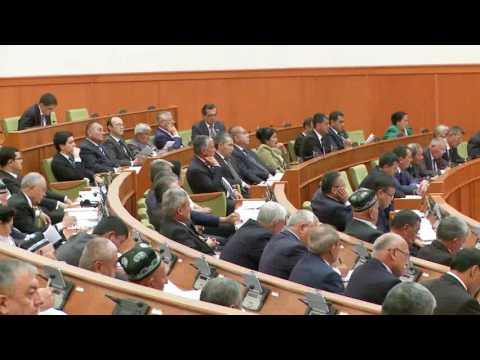 O'zbekiston online 27 05 2017 Oliy majlis senati yalpi majlisi