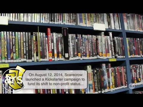 Ars visits one of the last US video stores