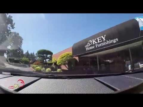 How to Find KEY Home Furnishings' Showroom | I-5 South