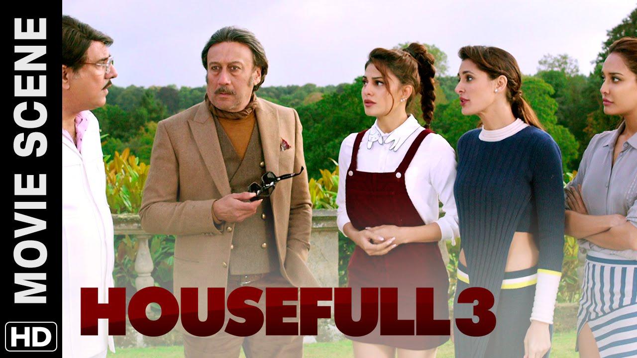 Awesome Jackie Makes Bomanu0027s House Full | Housefull 3 | Movie Scene   YouTube