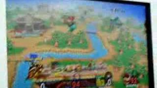 Random guys Free 4 all(2 koopas,pikachu and PT,CPUS are in)