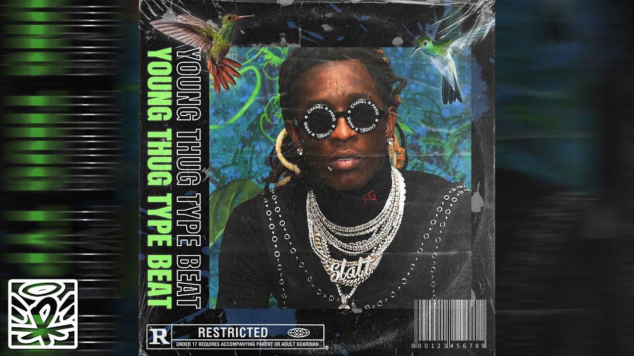"FREE Young Thug x Travi$ Scott Type Beat ""HUMMINGBIRD"" | Evil Trap Instrumental 2020"