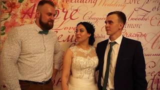 Свадьба Виктора и Анастасии 19 июля 2018 отзыв
