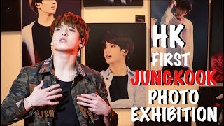 BTS MIDO X HEADLINER JUNGKOOK PHOTO EXHIBITION PREVIEW