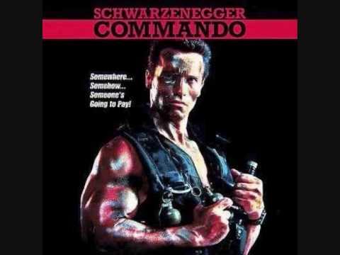 Commando Theme (James Horner)