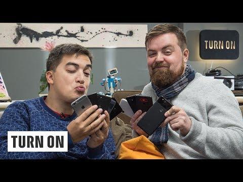 Jens & Meru testen aktuelle Smartphones & zocken Xbox One X – TURN ON Live