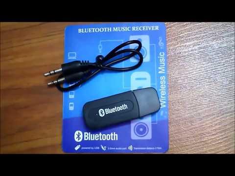 Okji Wireless Bluetooth Receiver Adapter installation