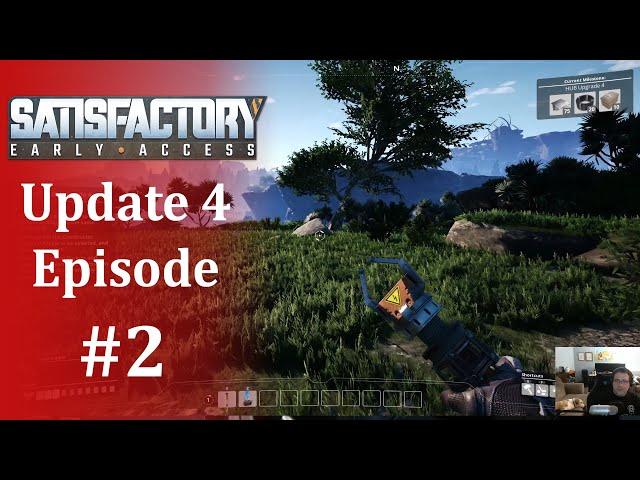 Efficiency is Key! Satisfactory Update 4 #2