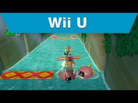 Wii U - Super Mario 3D World Accolades Trailer