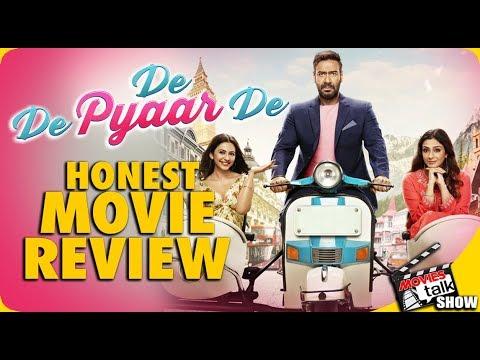 DE DE PYAAR DE : Movie Review   Ajay Devgn   Tabu   Rakul Preet Singh