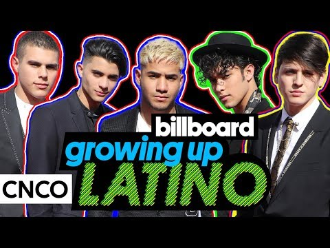 CNCO Reveals Favorite Telenovelas & Childhood Memories | Growing Up Latino