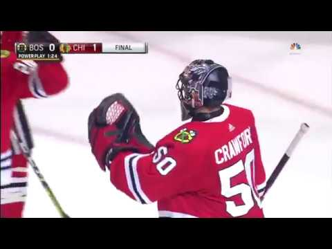 Boston Bruins vs Chicago Blackhawks - September 30, 2017 | Game Highlights | NHL 2017/18
