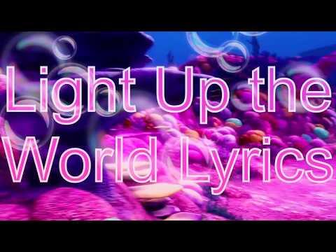 Barbie the Pearl Princess - Light Up the World (Lyric Video)