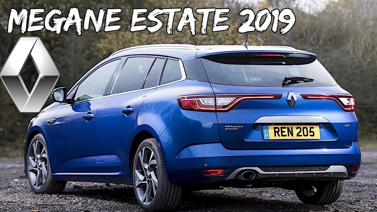 Novo Renault Megane Estate 2019