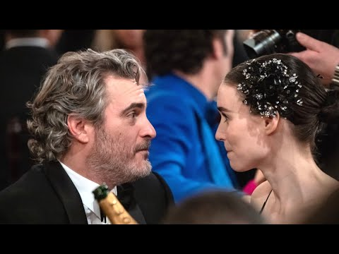 Joaquin Phoenix & Rooney Mara - Cute Moments (2013-2020)
