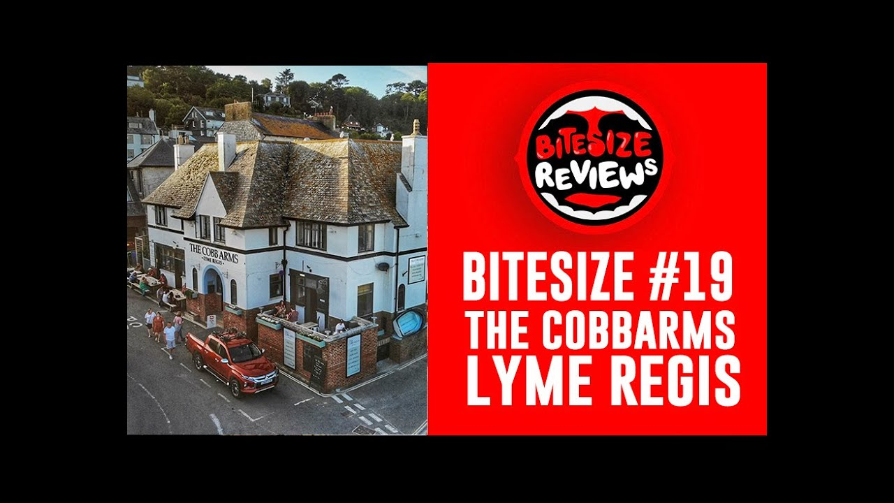 BEST PUBS IN DORSET - THE COBB ARMS LYME REGIS