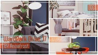 The Sims 4: Строительство | Квартира для модельера | WardPark Drive, 17