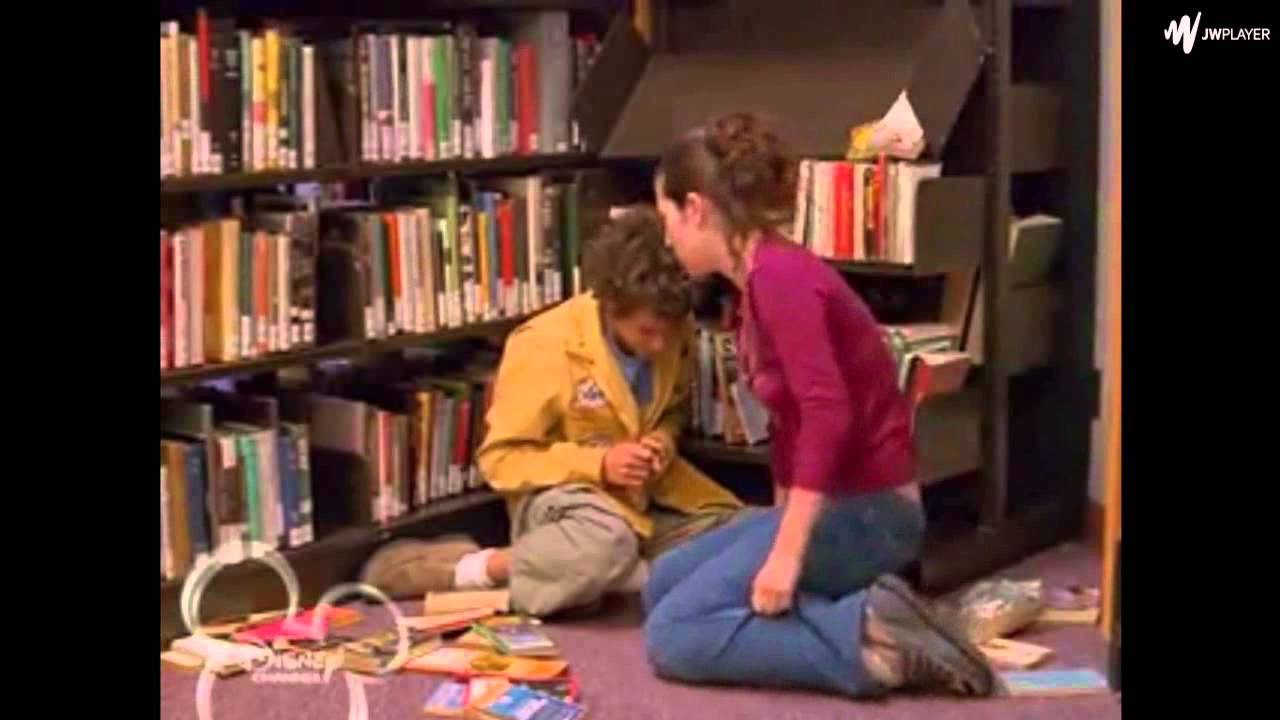 In Tru Confessions, Tru's brother Eddie unintentionally creates noise in library when he got spearated from his sister.