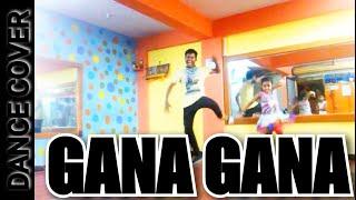 Gana Gana || RANAM  || SARAJ DANCE PLANET