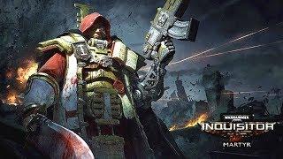 ХАОС В ПЕЧЕНЬ, ИМПЕРАТОР ВЕЧЕН! - Warhammer 40,000: Inquisitor - Martyr