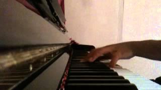 หยุดรักยังไง ( Piano Cover ) ZEAL - Tesabos