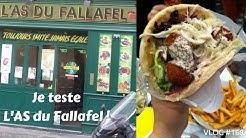 Je teste l'As du FALLAFEL - VLOG #168