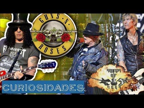 Todo sobre el reencuentro de los Guns N Roses